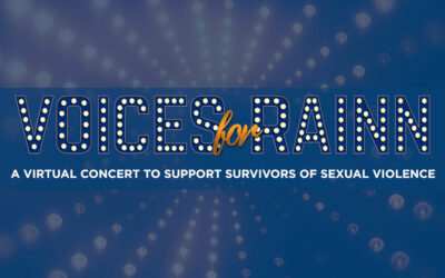 Voices for RAINN – Benefit Concert